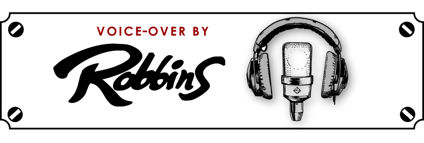 VOICE-OVER LOGO ROBBINS for web